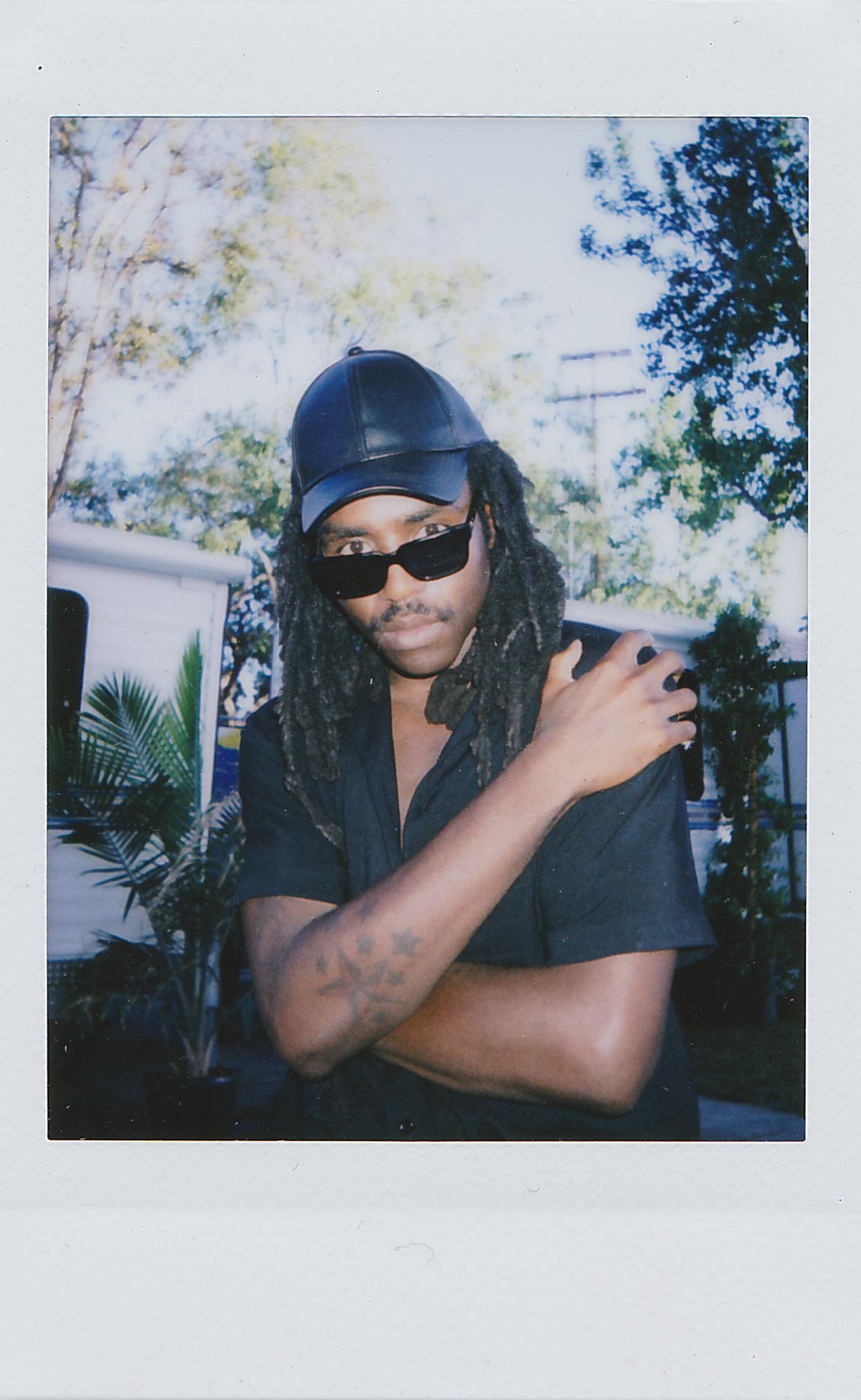 Dev Hynes of Blood Orange  // FYF. Los Angeles, CA (2015)