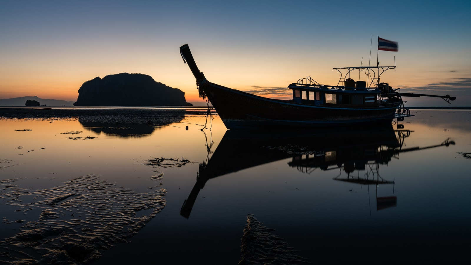 Dawn on Koh Yao Yai
